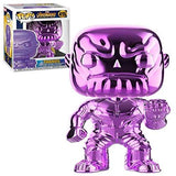 Funko POP! Avengers: Infinity War Marvel Thanos (Chrome - Purple) Vinyl FIgure