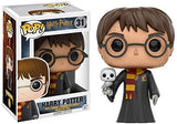 Funko POP! Movie: Harry Potter - Harry Potter with Hedwig Vinyl Figure