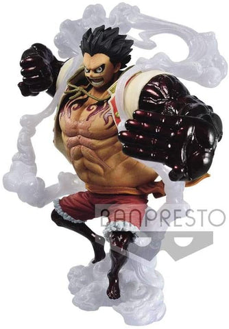 One Piece King of Artist Ver A Monkey  D Luffy Gear4 special Statue