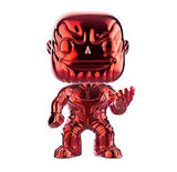 Funko POP! Marvel: Avengers Infinity War Exclusive Thanos Red Chrome Vinyl Figure