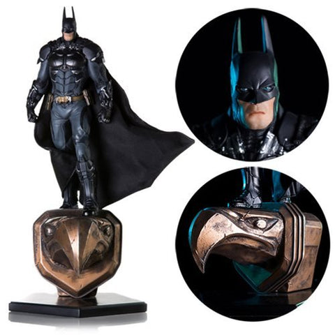 Iron Studios Arkham Knight Batman Deluxe 1:10 Scale Statue