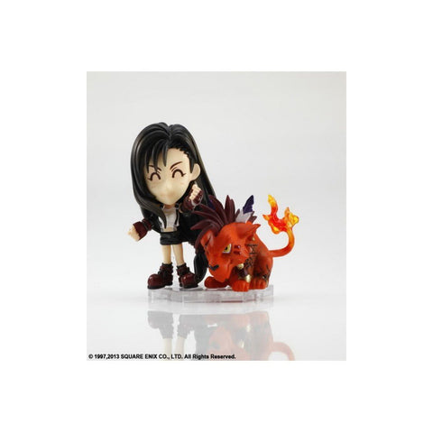 Final Fantasy Mini Kai No.4 Tifa