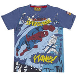 Spider-man Smash Tee Blue 7/8