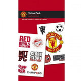 Manchester United Glory Tattoo Pack