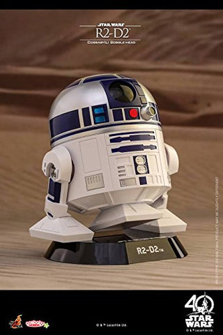 Cosbaby Star Wars: Episode IV A New Hope R2-D2 Vinyl Figure