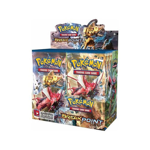 Pokemon XY9 B Breakpoint Booster Pack (Assorted 1 Piece)