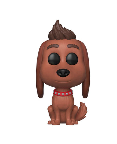 Funko POP Vinyl The Grinch 2018 Max The Dog