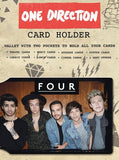 One Direction Four Card Holder