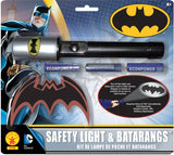 Batman Kids Batarangs/Flashlight
