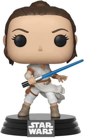 Funko POP! Star Wars The Rise of Skywalker Rey Vinyl Figure