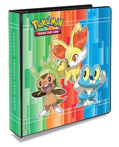Binder Pokemon XY Generic Pokemon C6 Card Game