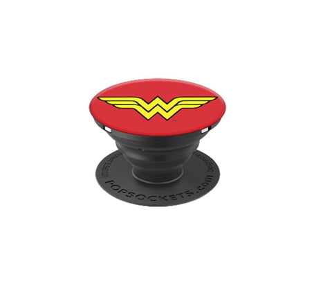 PopSockets Grip & Stand for Phones and Tablets  Wonder Woman Icon