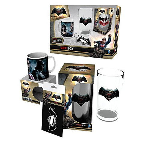 Batman V Superman Giftbox Set
