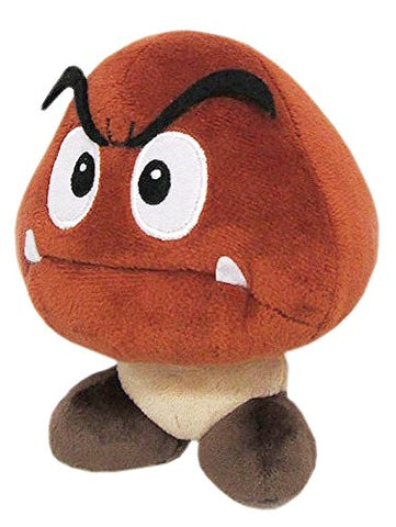 Super Mario All-Stars Goomba 6 Inch Plush