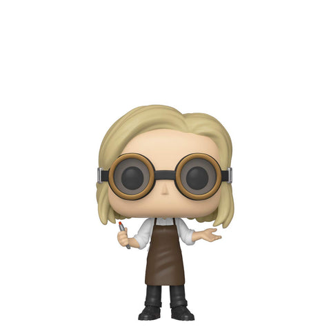 Funko POP! TV: Doctor Who 13th Doctor with Goggles Vinyl Figure