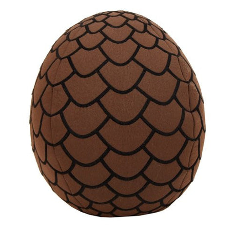 Game of Thrones Dragon Egg Brown Plush