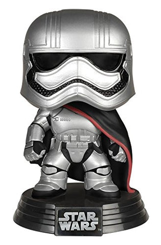 Funko POP Star Wars The Last Jedi Captain Phasma Vinyl Figure