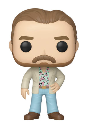 Funko POP! Television Stranger Things Hopper Date Night Vinyl Figure