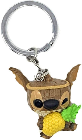 Funko POP! Disney Lilo & Stitch Scented Tiki Stitch Exclusive Keychain