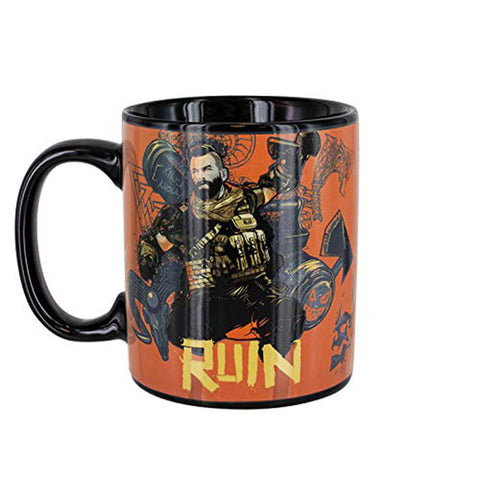 Call of Duty Black Ops 4 Ruin's Heat Change Mug