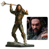 Iron Studios 1 Justice League Aquaman - Green & Gold Action Figure