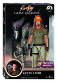 Legacy Firefly Jayne Cobb with Hat Action Figure