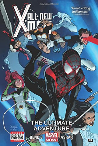 All New X Men V. 6 The Ultimate Adventure