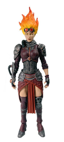 Legacy Magic The Gathering Chandra Nalaar Action Figure