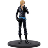 One Piece Film Gold Sanji DXF Sculpture, The Grandline Men Volume 4 Figure