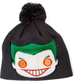 Joker POP Heroes Black Beanie
