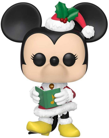 Funko POP! Minnie Mouse Holiday Vinyl Figure