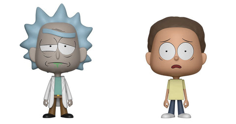 Funko POP Rick and Morty 2 Pack Vinyl Figure
