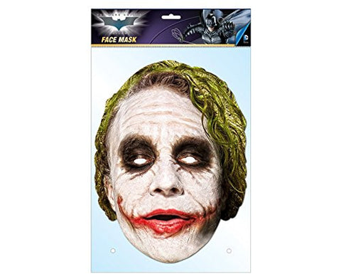 Joker The Dark Knight Character Face Mask