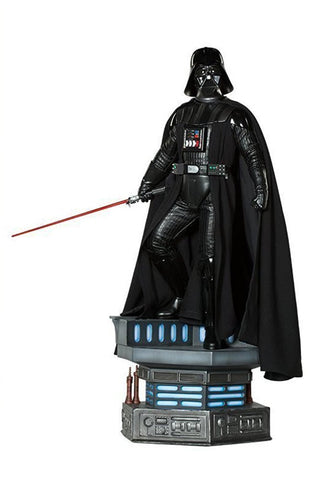 Sideshow Star Wars Episode VI Darth Vader Lord of the Sith Premium Format Figure Statue