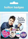 Justin Bieber Belieber Badge Pack