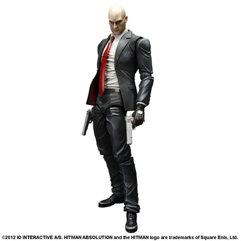 Hitman Absolution Agent 47 Kai Action Figure