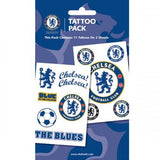 Chelsea Crests Tattoo pack