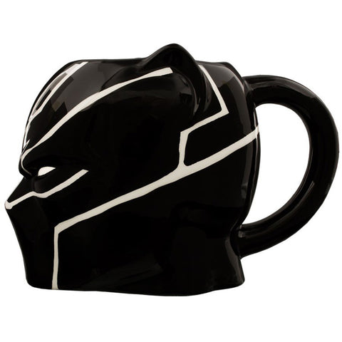 Marvel Black Panther 3D Shaped Mug