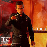 Terminator 2 Judgment Day T1000 1/4 scale figure