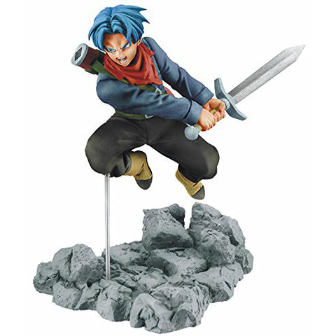 Dragon Ball Z - Trunks Soul X Soul Figurine