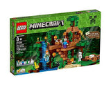 LEGO Minecraft 21125: The Jungle Tree House