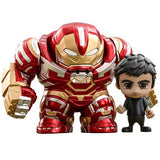 Cosbaby Avengers: Infinity War Hulkbuster And Bruce Banner Figure