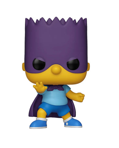 Funko POP! Animation: Simpsons Bart Batman Vinyl Figure