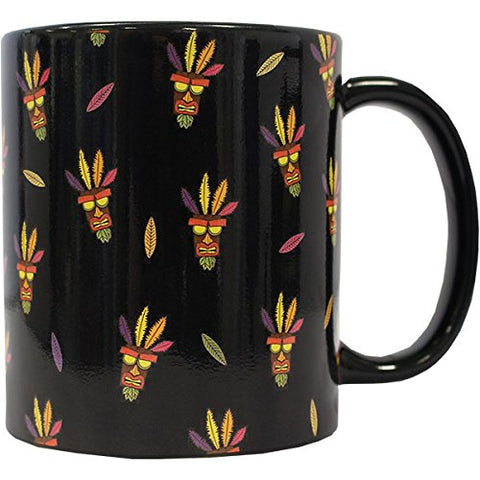 Crash Bandicoot Aku Aku Mug