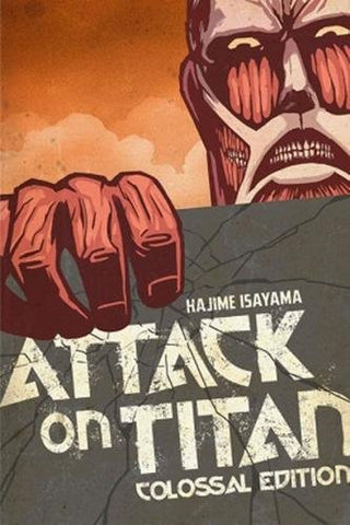 Attack On Titan Colossal Edition Vol.1 Paper Back