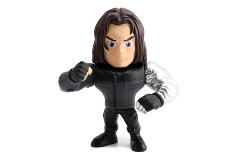 Metals Civil War Winter Soldier 4-inch Figure