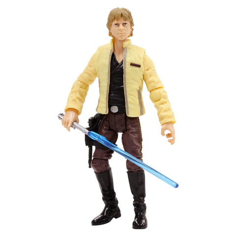 Star Wars Luke Skywalker Black Ser 3.75 in