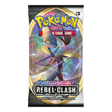 Pokémon Trading Card Game Sun and Moon Sword & Shield Rebel Clash Booster Packet