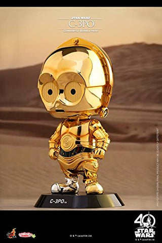 Cosbaby Star Wars: Episode IV A New Hope C-3PO Vinyl Figure
