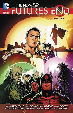 Futures End Vol.3 Paperback